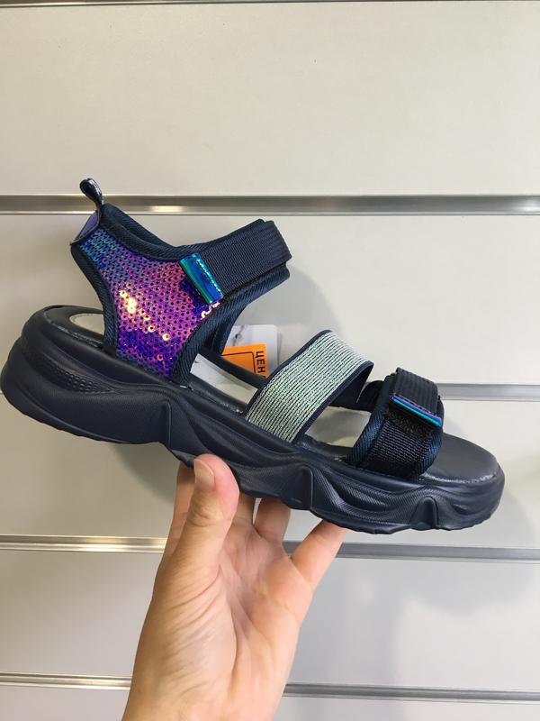 Детские босоножки на девочку lilin shoes (рр. 32-37)