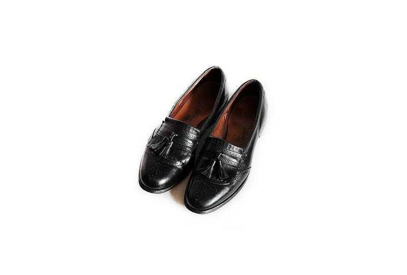 Кожаные туфли лоферы allen edmonds америка