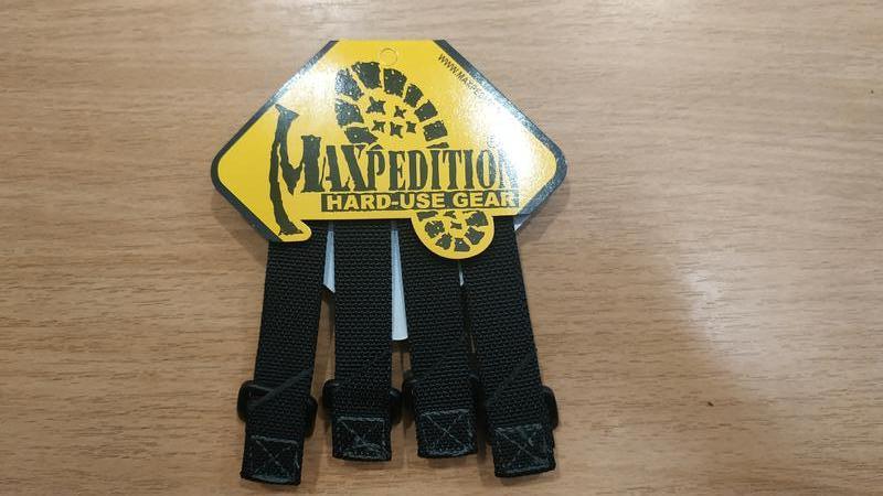 Система кріплення molle Maxpedition 3'' TacTie 90