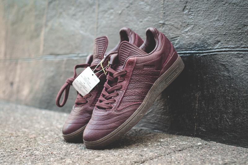 Horween x adidas busenitz pro | оригинальные кроссовки