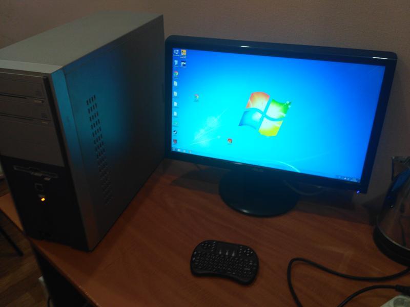 Сборка на Athlon II X2 250
