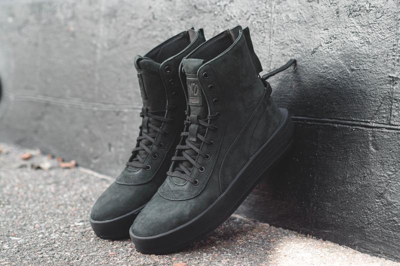 Puma parallel x xo weeknd   оригинальные ботинки