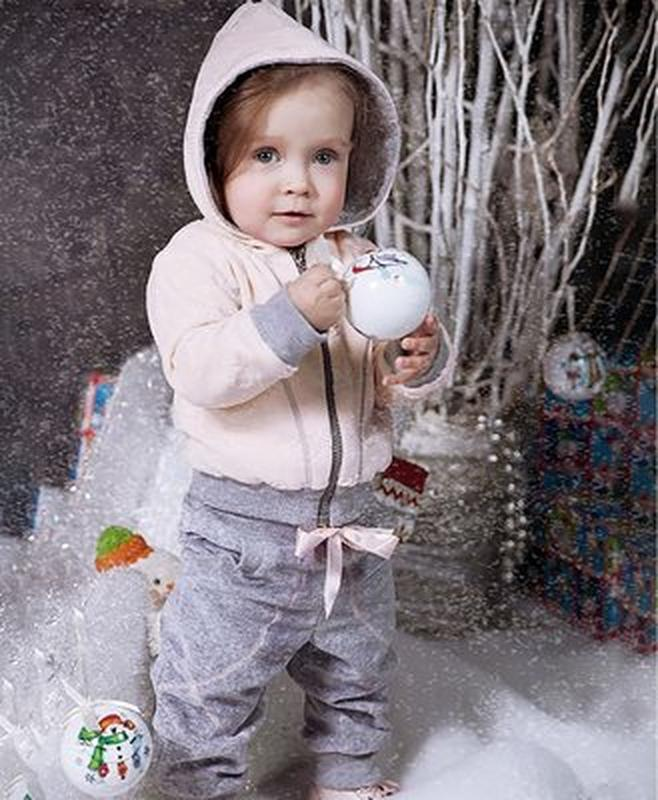 Велюровый костюмчик baby angel