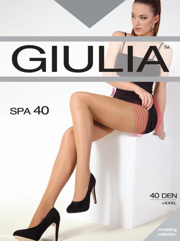 Кoрректирующие колготки giulia 40 ден *размер 2*