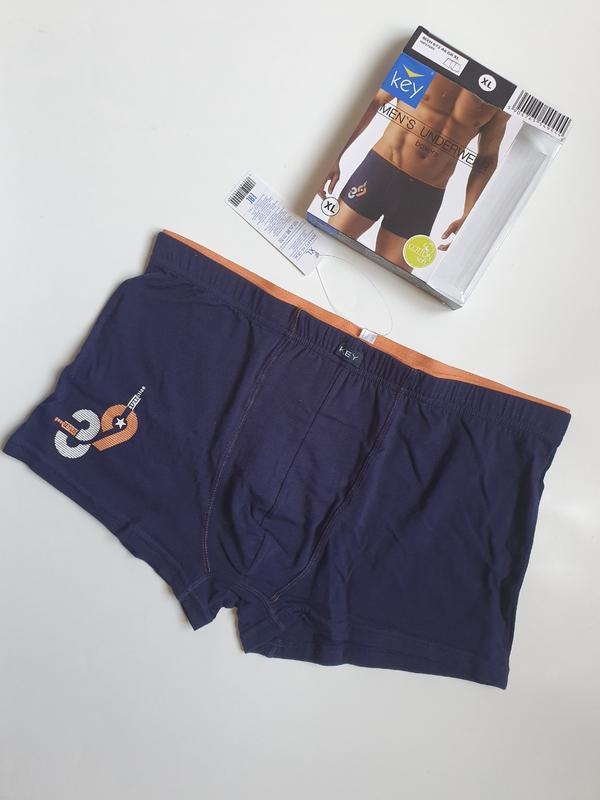 Распродажа! мужские трусы боксеры шорты key mxh 672