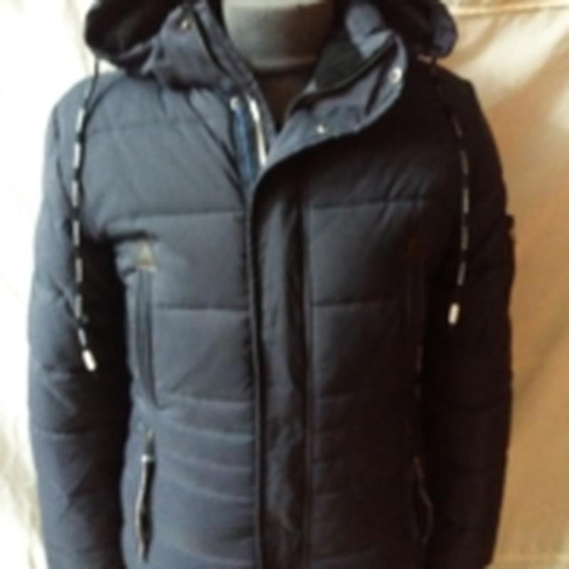 Классная мужская зимняя куртка