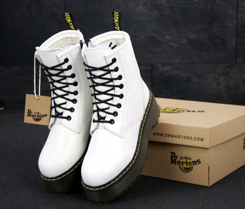 Ботинки Dr Martens Jadon (На Меху)