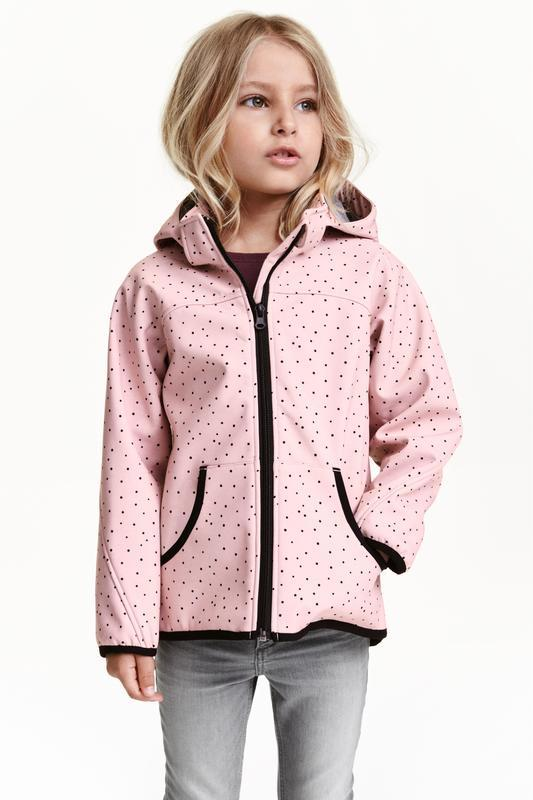 Куртка детская h&m 5-6 y/116