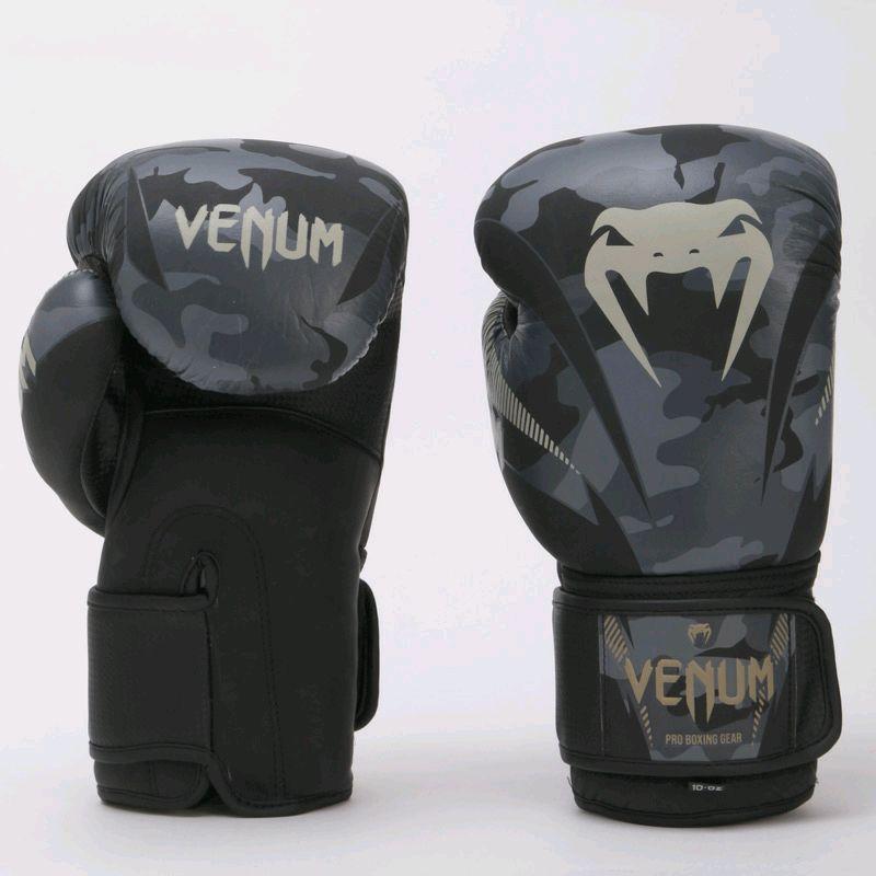 Перчатки кожаные Venum