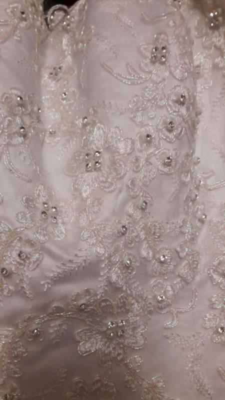 Свадебное платье - Фото 2