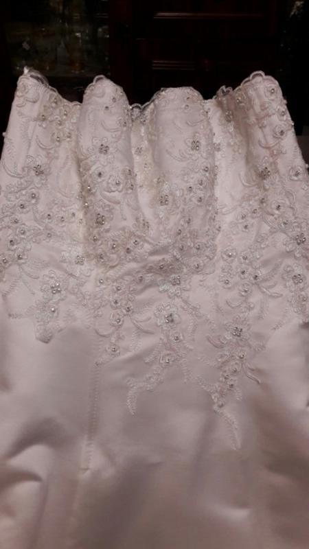 Свадебное платье - Фото 3