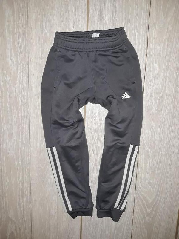 Спортивные штаны adidas(оригинал) на 6-7 лет 2017г