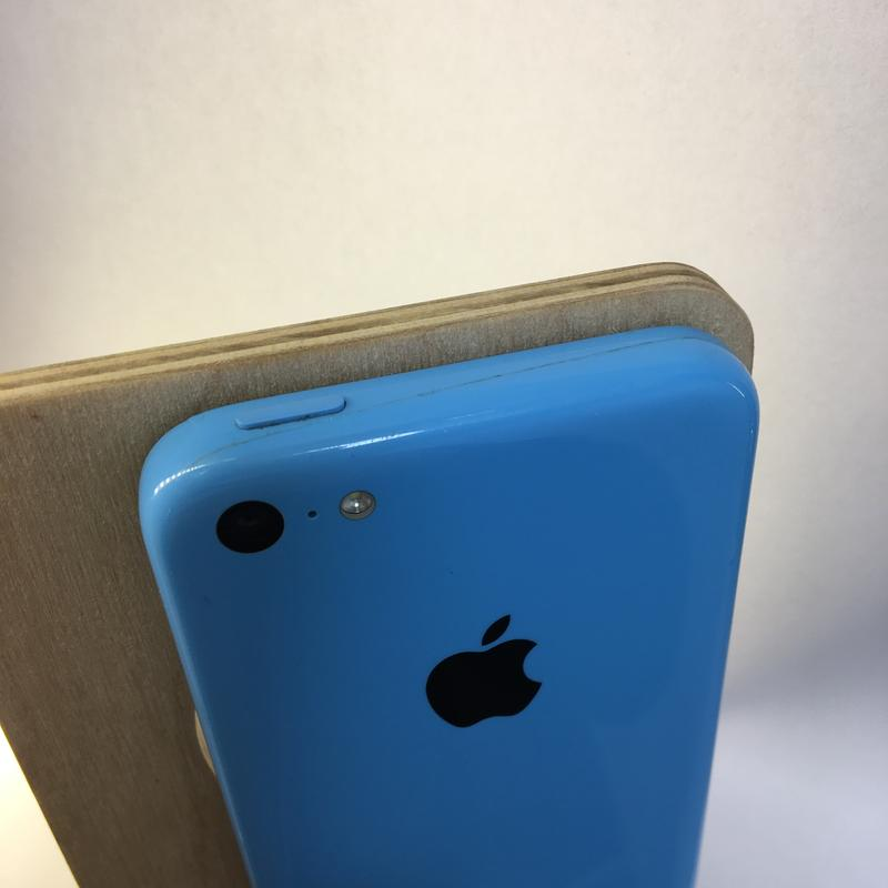 Apple iPhone 5c 16Gb Blue Neverlock Оригинал Идеал, Б/У - Фото 2