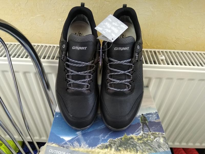 Зимние ботинки grisport vibram оригинал! - 10% - Фото 4