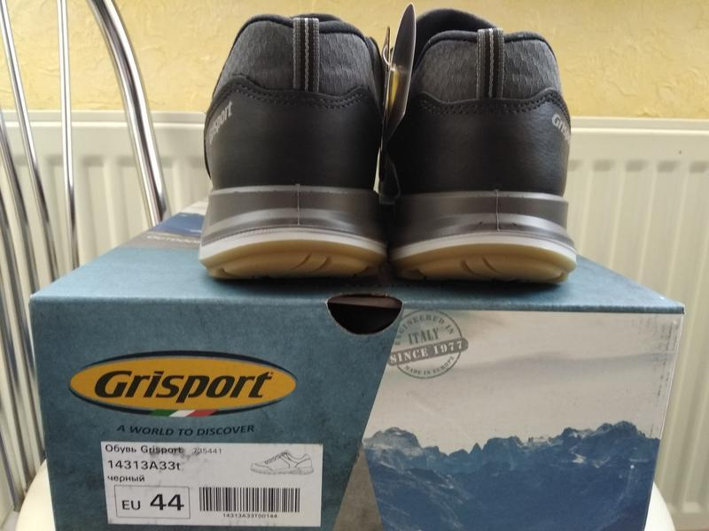 Зимние ботинки grisport vibram оригинал! - 10% - Фото 5