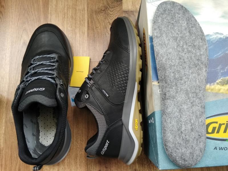 Зимние ботинки grisport vibram оригинал! - 10% - Фото 7