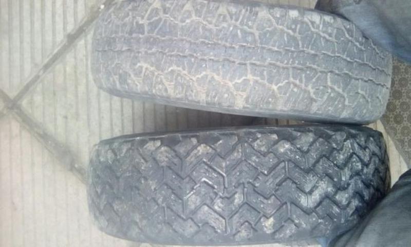 Продам диск зимняя шина покрышка 175/70 размер r 13 rundarunouert - Фото 4