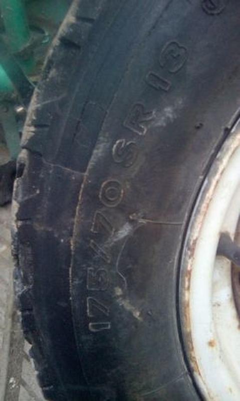 Продам диск зимняя шина покрышка 175/70 размер r 13 rundarunouert - Фото 6