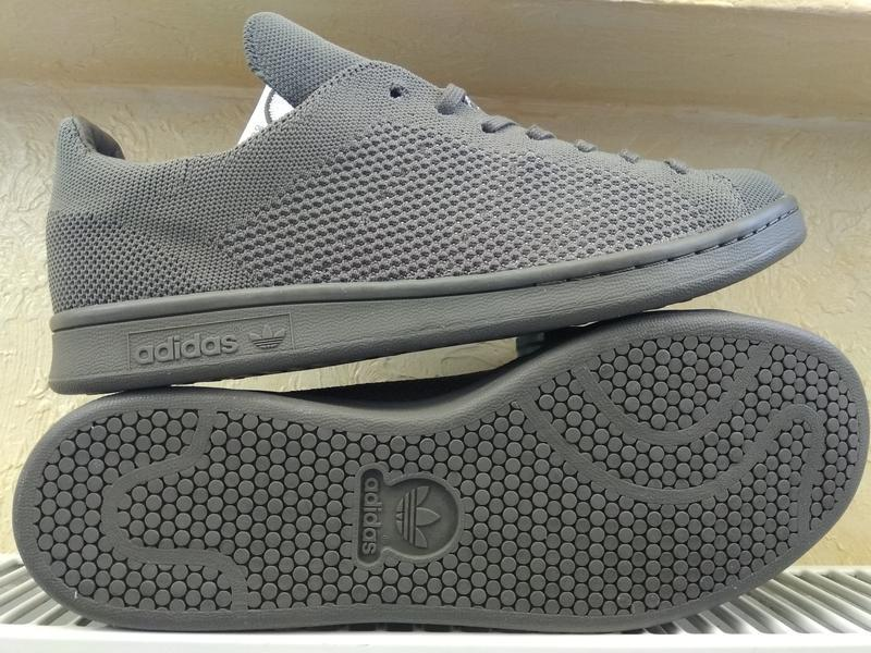 Кроссовки adidas stan smith primeknit ultraboost support jogge...