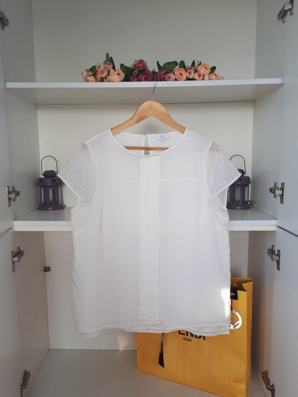 Нарядная блузка топ