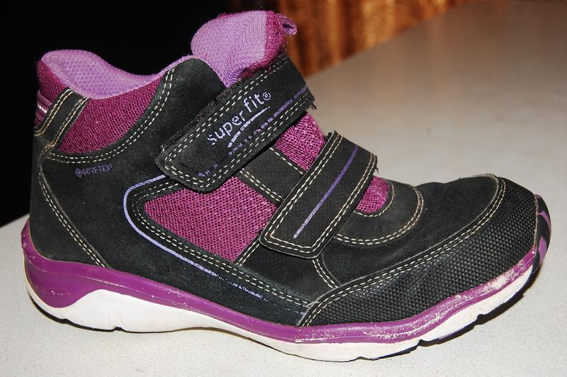 Superfit деми ботинки gore tex 34 размер
