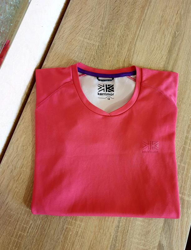 Спортивная футболка  karrimor
