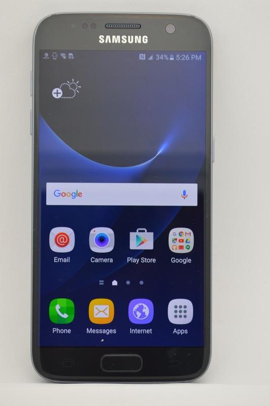 Samsung S7 32 gb Black Gold Silver (1 sim)