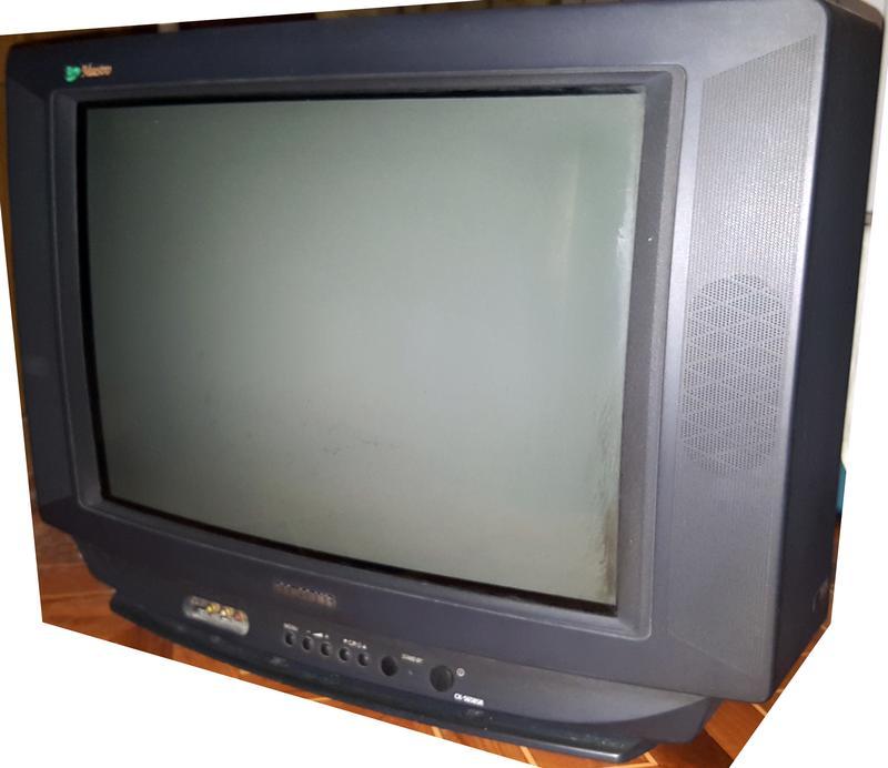 Телевизор (требует мелкого ремонта) Samsung CK-565BSR Bio Maestro
