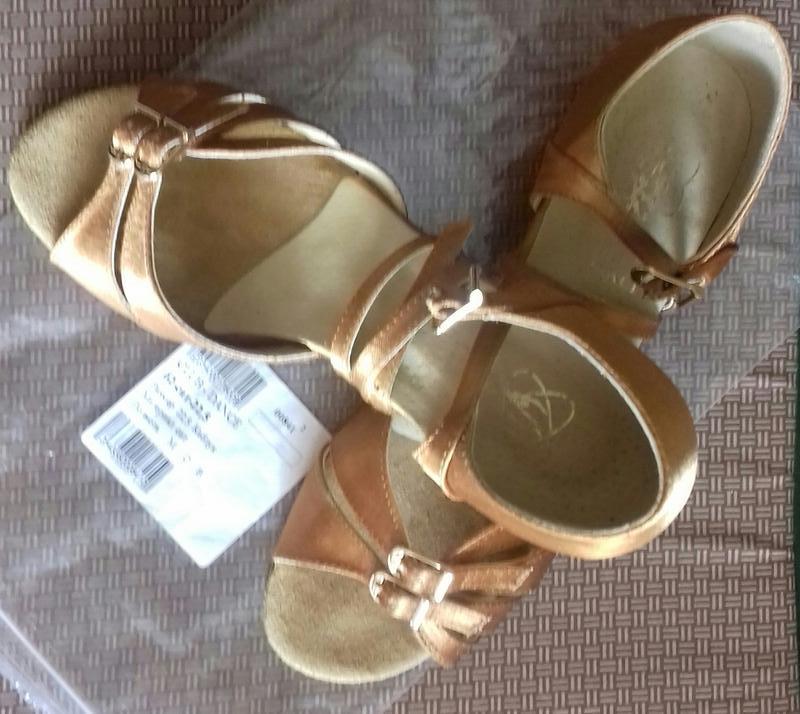 Туфельки для танцев