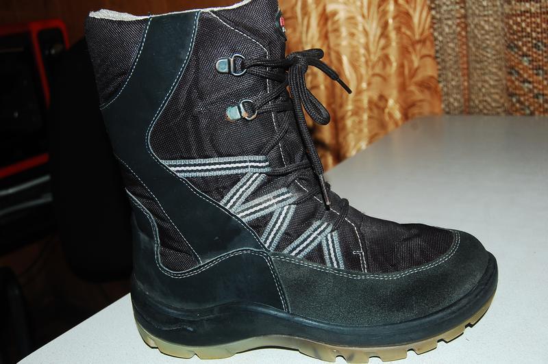 Зимние ботинки ricosta 36 размер