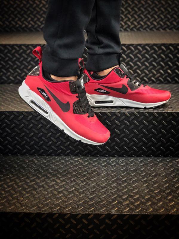 Шикарные мужские кроссовки ❣️ nike air max 90 winter❣️ (термон...