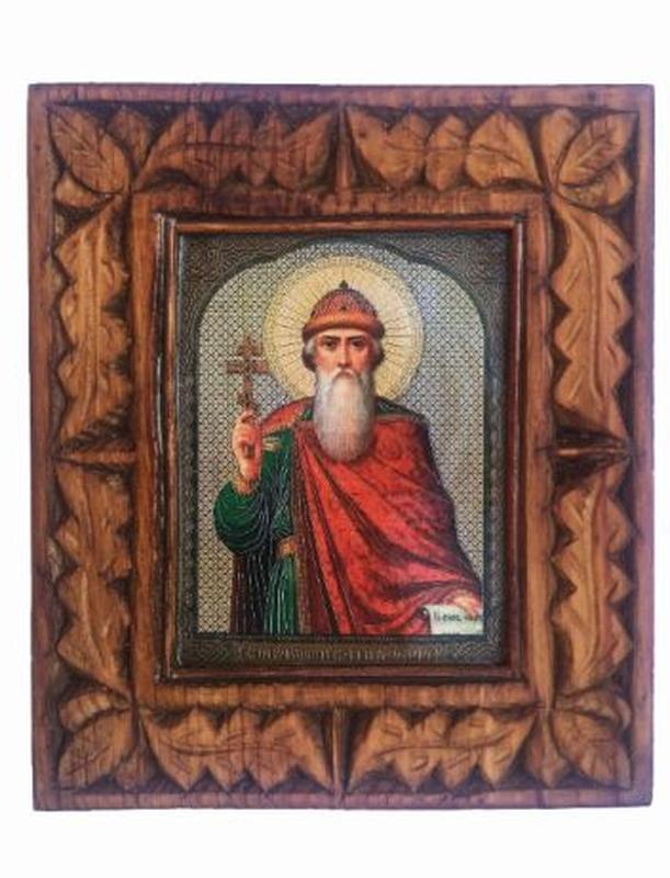 Икона святого князя Владимира