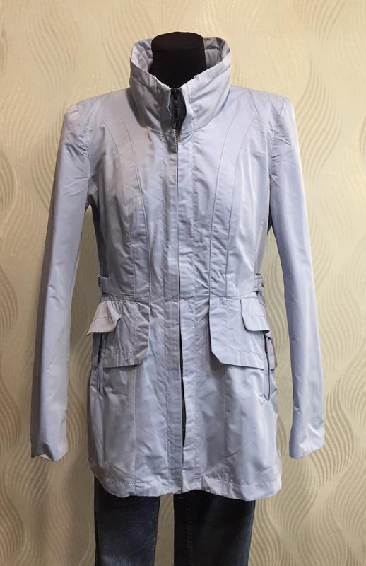 Стильная демисезонная куртка creenstone - Фото 2