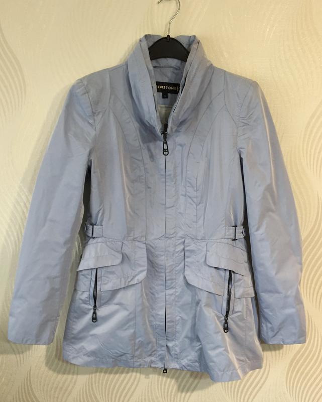 Стильная демисезонная куртка creenstone - Фото 4