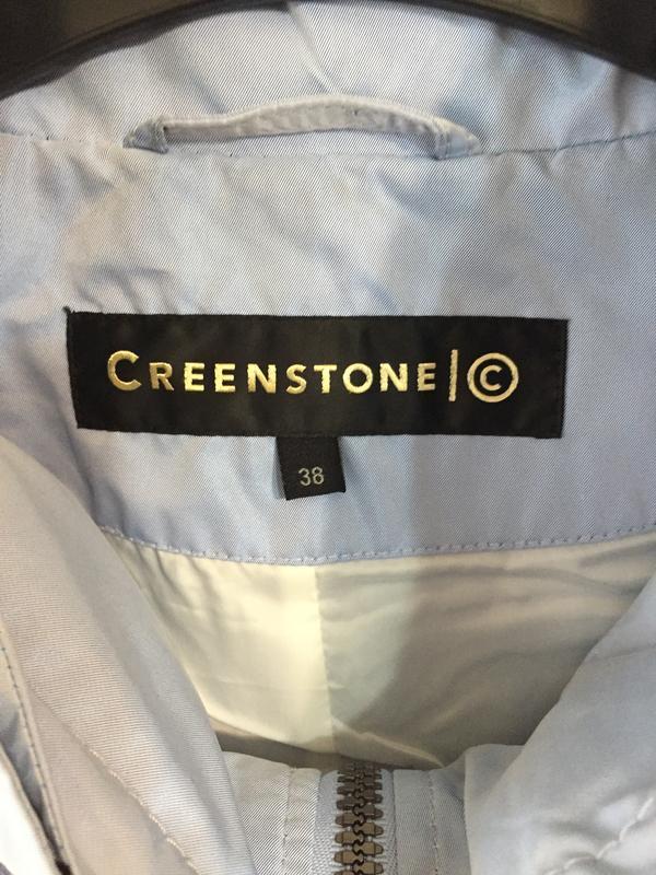 Стильная демисезонная куртка creenstone - Фото 6