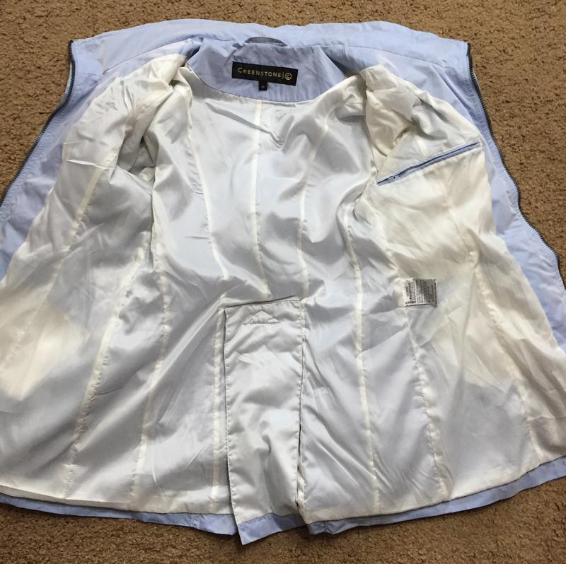 Стильная демисезонная куртка creenstone - Фото 8