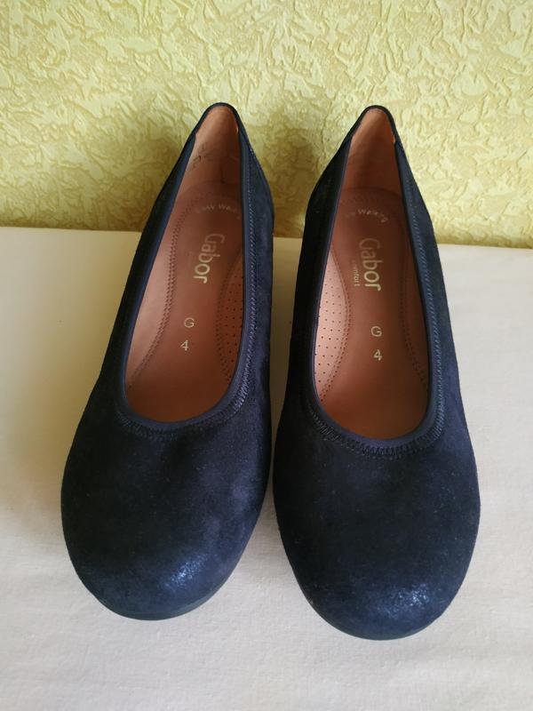 Gabor туфли, шикарные балетки идеал, лодочки новые туфли gabor...