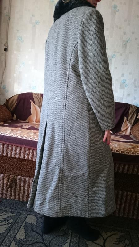 Пальто женское зимнее - Фото 3