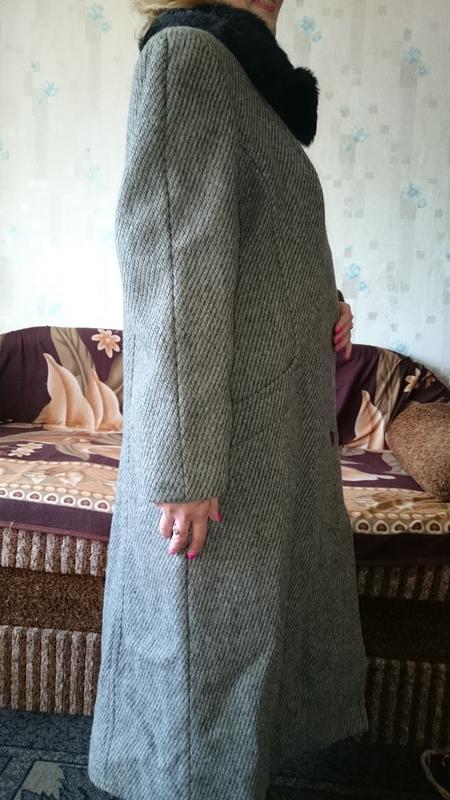 Пальто женское зимнее - Фото 5