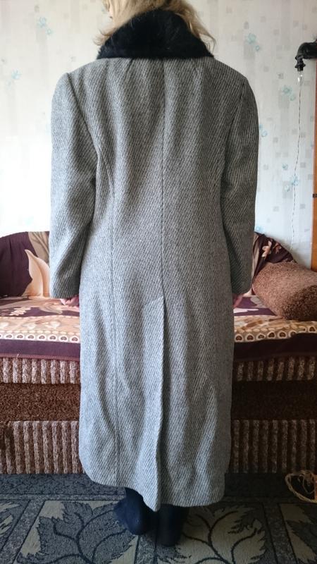 Пальто женское зимнее - Фото 9