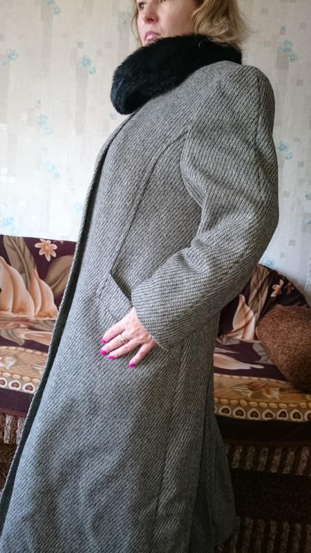 Пальто женское зимнее - Фото 10