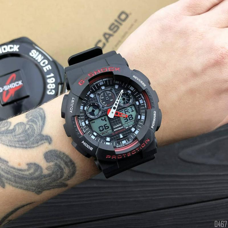 Наручные часы ⌚️Casio GA-100