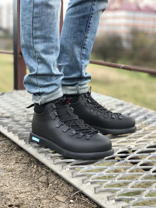 Ботинки мужские native fitzsimmons зимние