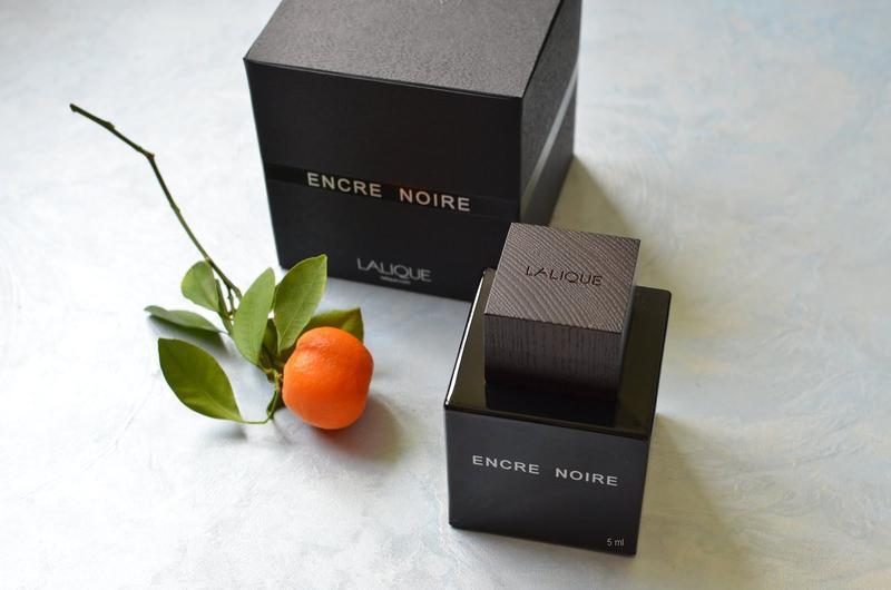 Lalique  encre noire_original mini 5 мл_миниатюра пробник