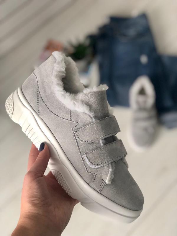 Lux обувь! ваши идеальные натуральные зимние кроссовки 😍🤗