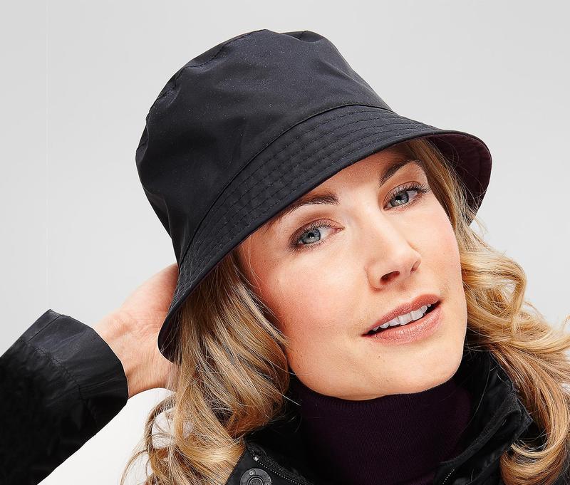 Водонепроницаемая двухсторонняя шляпа дождевик германия