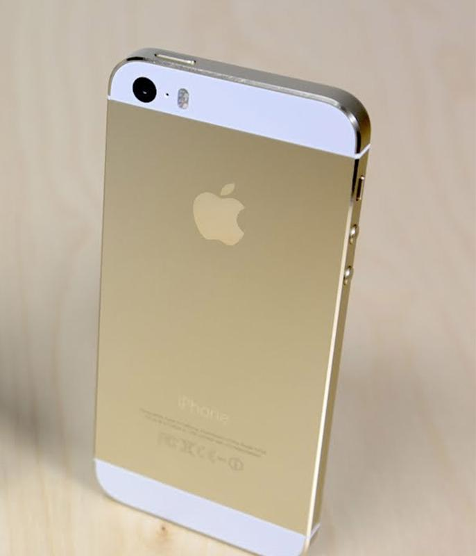 IPhone 5s/16/gold