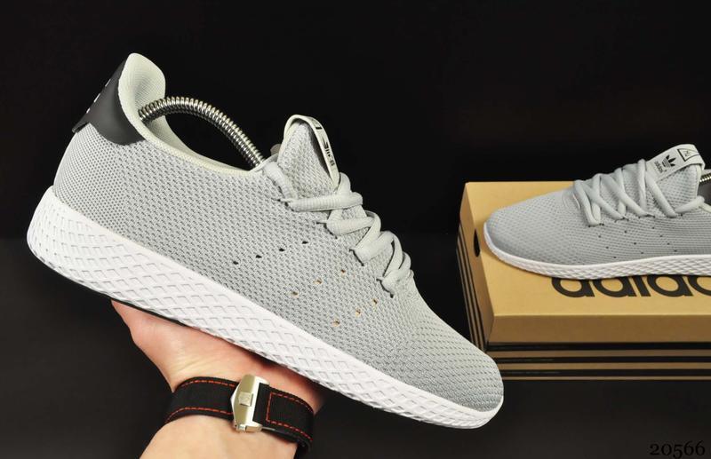 Кроссовки мужские adidas pharrell williams