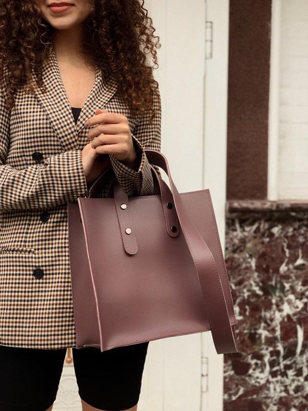 9 цветов! сумка пудровая классическая широкий ремешок шоппер
