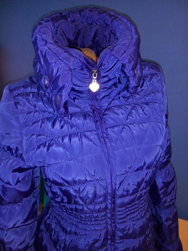 Куртка демисезонная ультрамарин jill